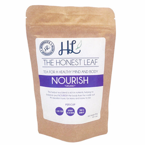 The Honest Leaf Tea Nourish
