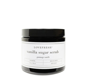Love Fresh Vanilla Body Scrub