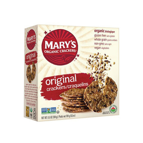Mary's Organic Organic Crackers