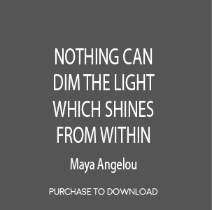 Nothing Can Dim The Light