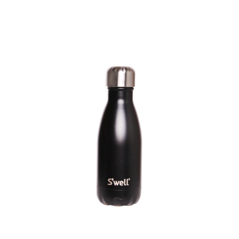 S'well Bottle Black London Chimney Satin 9oz