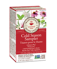 Traditional Medicinals Cold and Flu Sampler