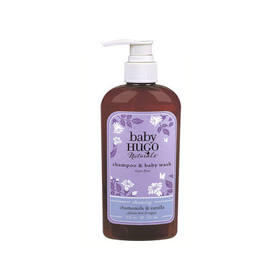 Baby Hugo Naturals Shampoo and Baby Wash