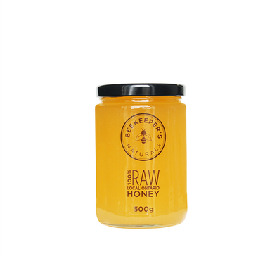 Beekeeper's Naturals Raw Honey