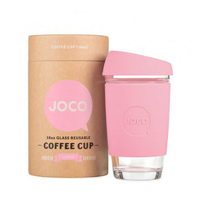 JOCO Reusable Glass Cup