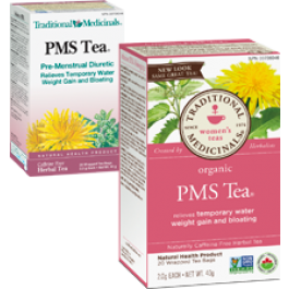 Traditional Medicinals Organic PMS Tea