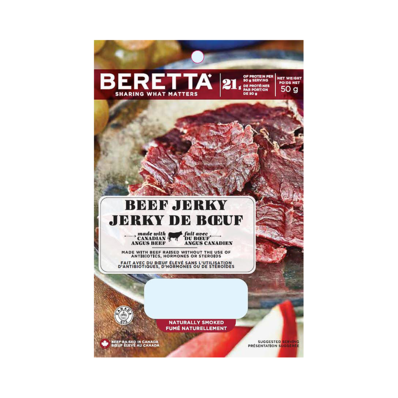 Buy Beretta Beef Jerky on Jule's Wellness