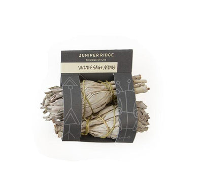 Juniper Ridge White Sage Smudge Stick