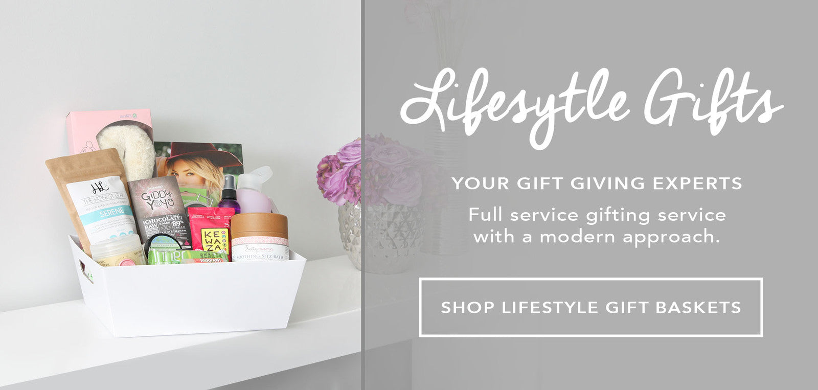 Lifestyle Gift Baskets