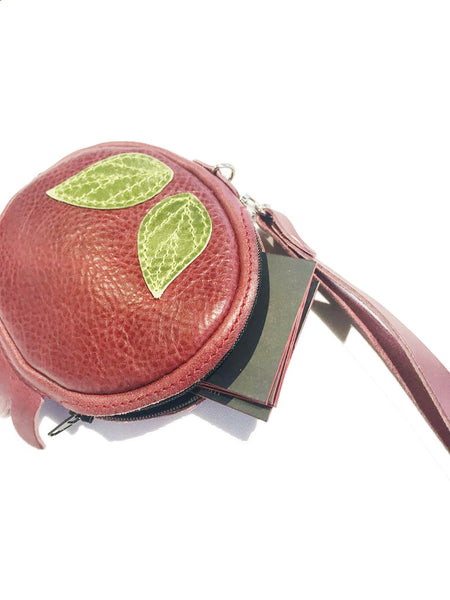 Pomegranate Coin Purse/Wallet