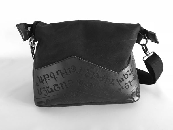 Armenian Alphabet Beginning Tote bag