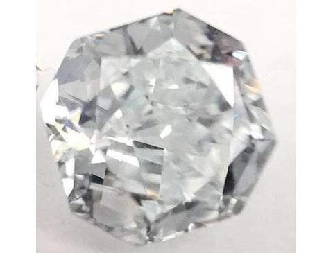 GIA Octagon 0.77ct. Light Blue VS2-ColorDiamondsNet