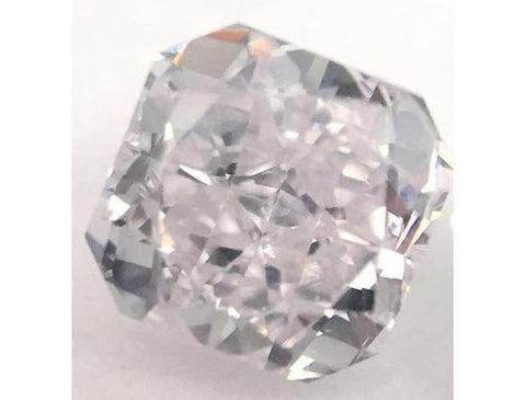Radiant 0.80 Carat Light Pink SI1-ColorDiamondsNet