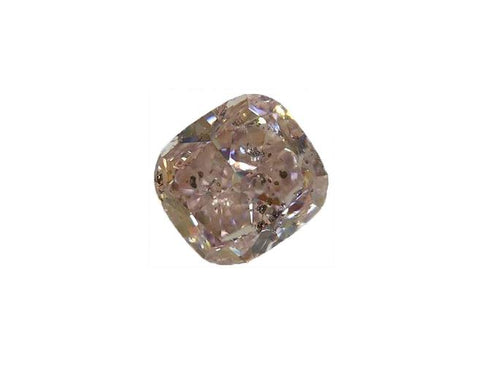 GIA Cushion 2.04ct. Fancy Light Pink.