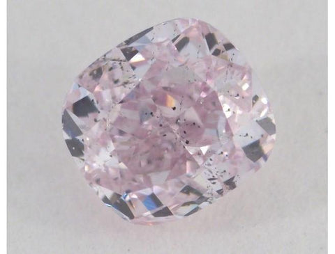Cushion 0.67ct. Fancy Purple Pink SI2-ColorDiamondsNet