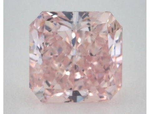 Radiant 1.16 Carat Fancy Intense Purplish Pink SI2-ColorDiamondsNet