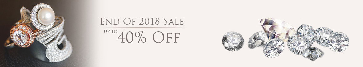 End of 2018 Sale Up to 40% Off