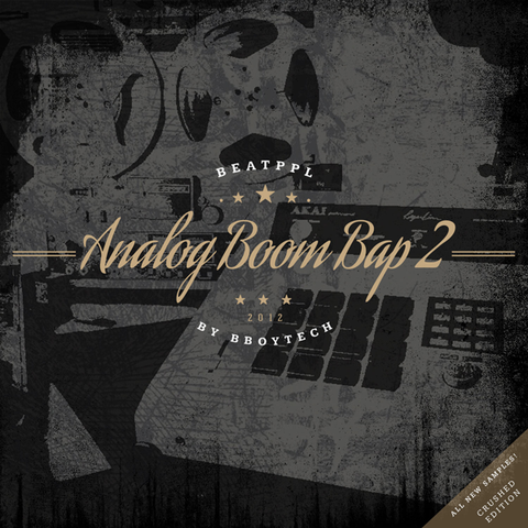 Analog Boom Bap Vol. 2