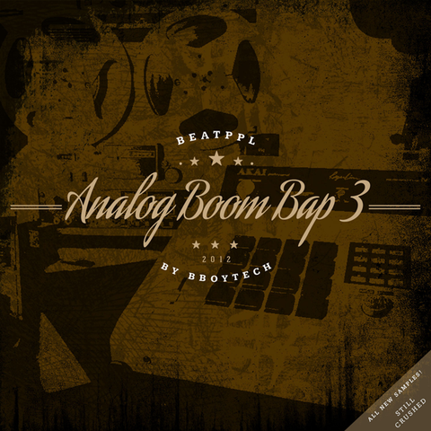 Analog Boom Bap Vol. 3