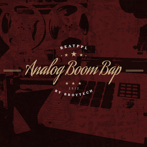 Analog Boom Bap Vol. 1
