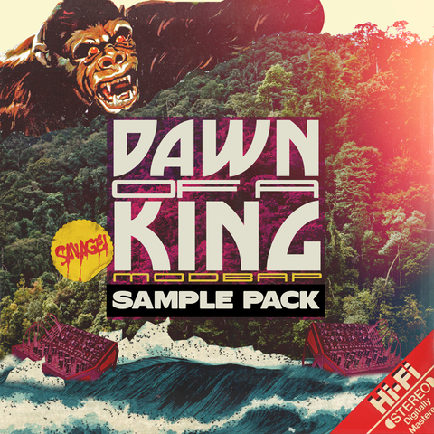 Dawn of a King - Modbap Sample Pack