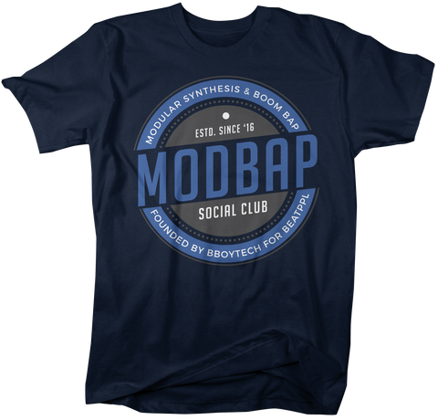 MODBAP Social Club T-Shirt