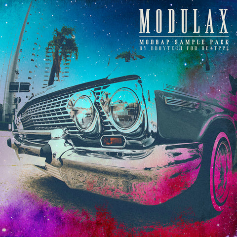 Modulax - ModBap Sample Pack