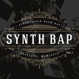 SynthBap Vol. 1 - Cassette Tape (Digital included)
