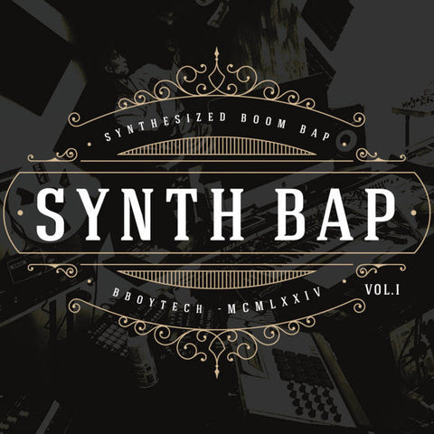 SynthBap Vol. 1 - Digital Only