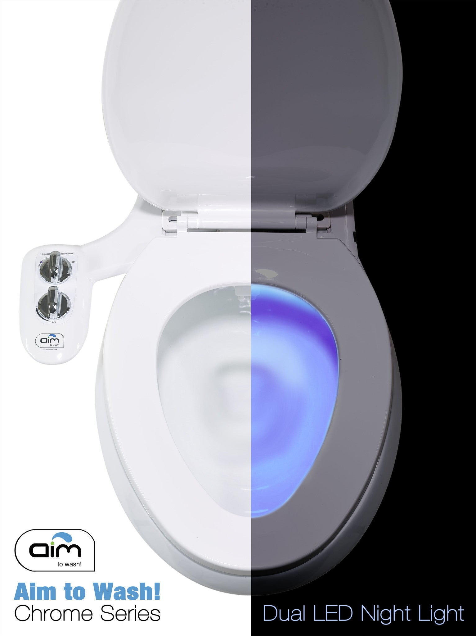 The Bidet Attachment: The First upgrade to the Toilet in over a Century