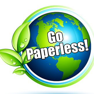 5 Times you went paperless without your world coming to an end!