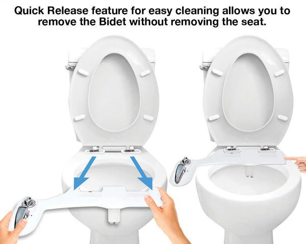 How to clean your Bidet Attachment