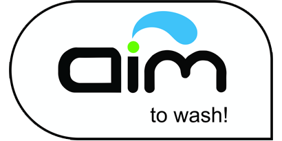 Aim to Wash!