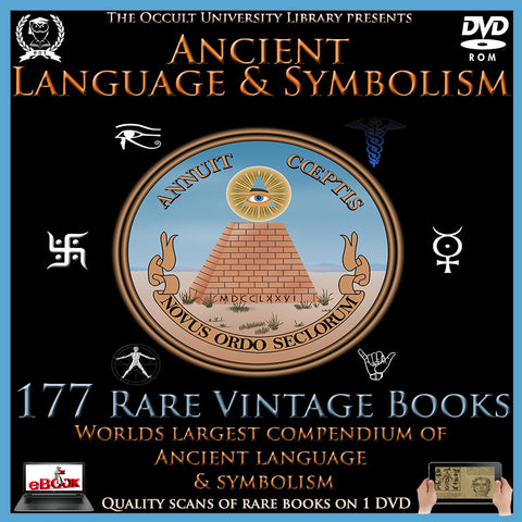 Ancient Language & Symbolism ebooks Compendium