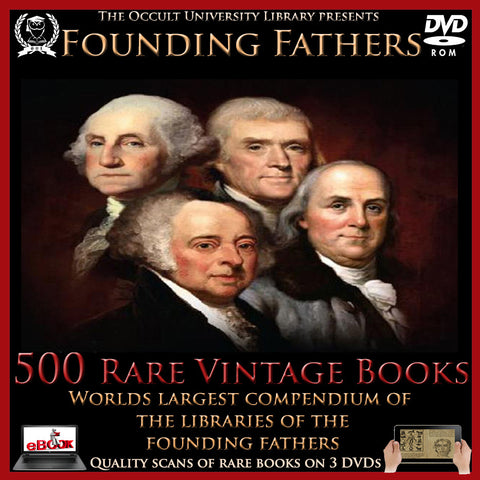 Founding Fathers Forefathers ebooks Compendium
