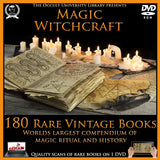 Magic Witchcraft ebooks Compendium