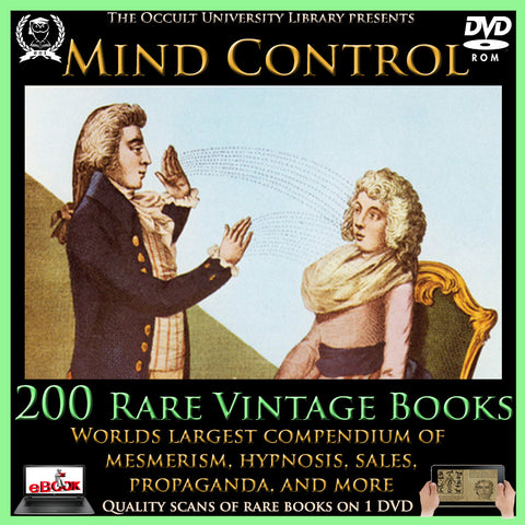 Mind Control ebooks Compendium