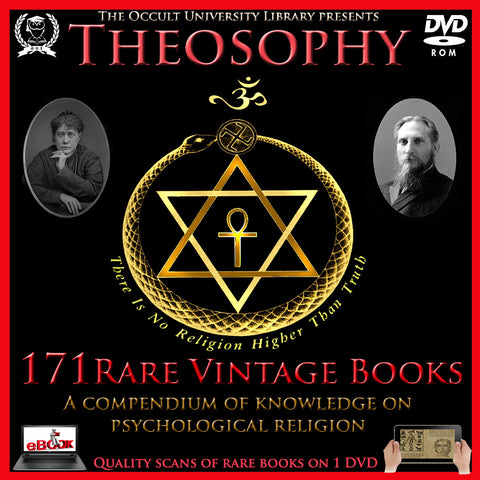 Theosophy ebooks Compendium