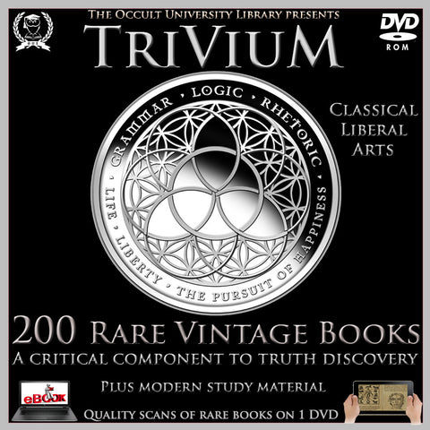 THE TRIVIUM Classical Liberal Arts Education ebooks Compendium