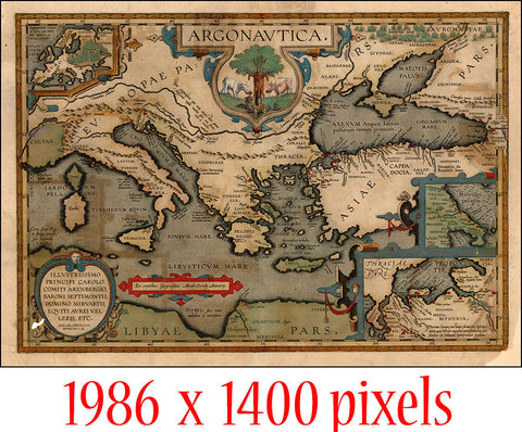 1,000+ Ancient Maps Large HD images – The Occult University Library