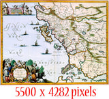 1,000+ Ancient Maps Large HD images