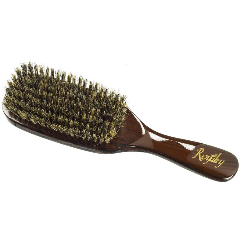 Royalty By Brush King Wave Brush #724-7 Row Medium with a lot of pull- Not for fresh cuts-