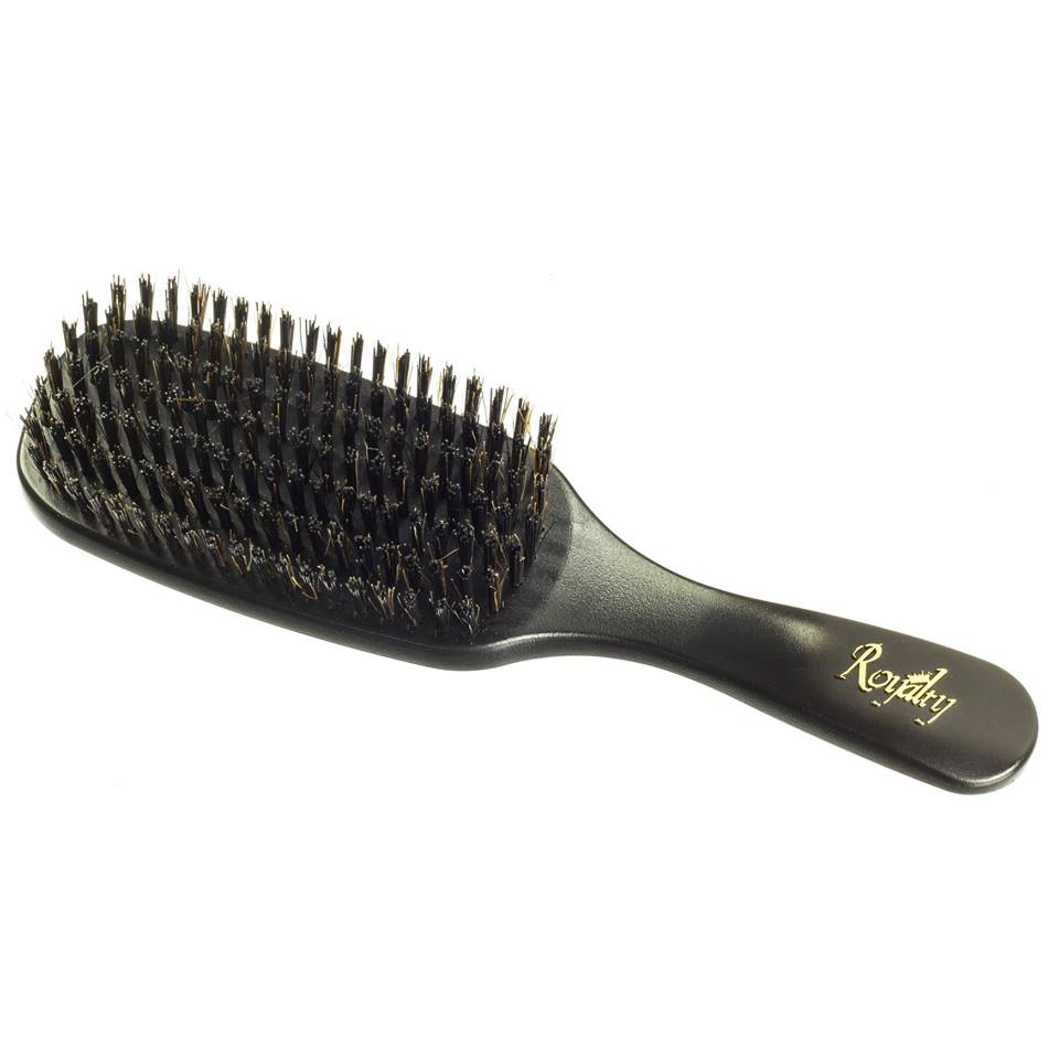 Royalty Hard SHOWER Wave Brush #726 for Wash N' Style - Wave Brush for 360 Waves