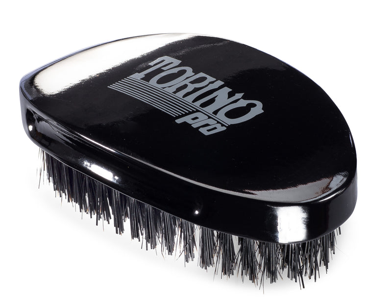 Torino Pro #480 - Palm Hard Curve Wave Brush for 360 Waves