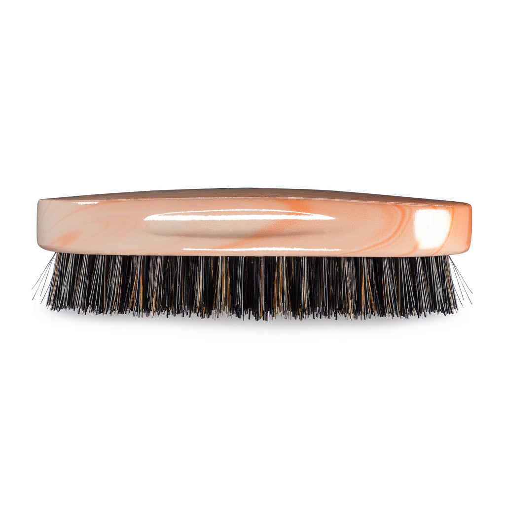 (NEW RELEASE) Royalty Hard Wave Palm Brush - #RP6 Wave Brush for 360 Waves