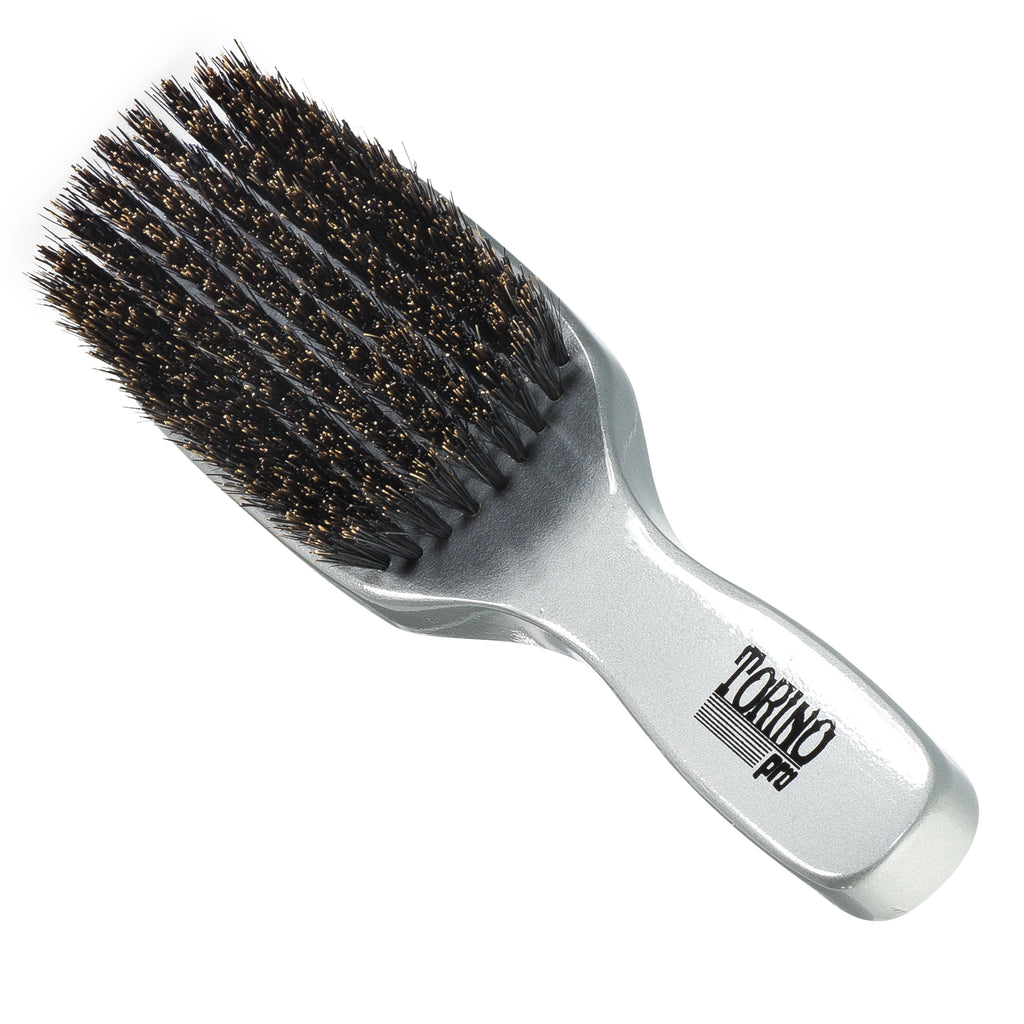 Torino Pro #510 - 9 Row Medium Wave Brush for 360 Waves