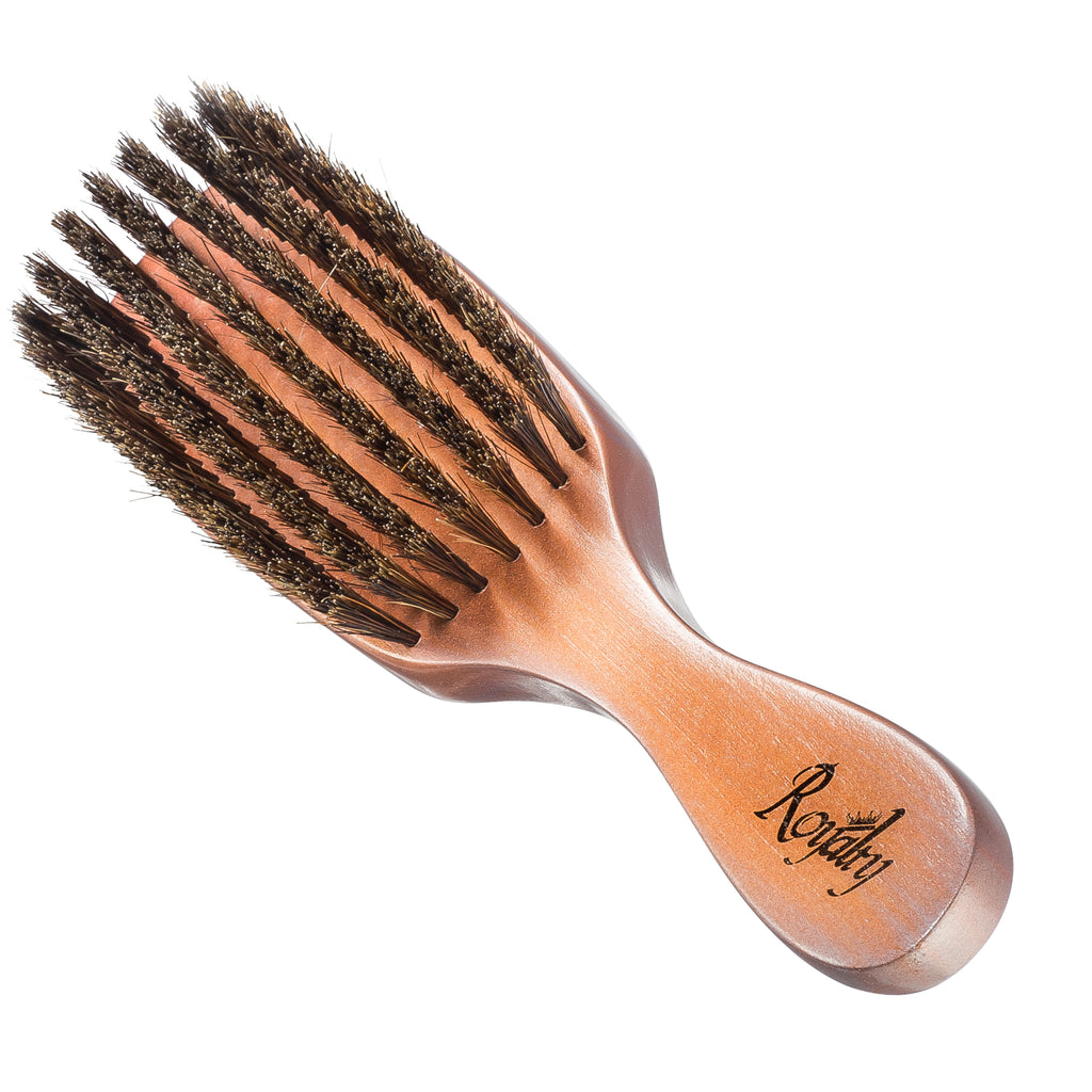 Royalty Medium Soft Wave Brush #717 Wave Brush for 360 Waves