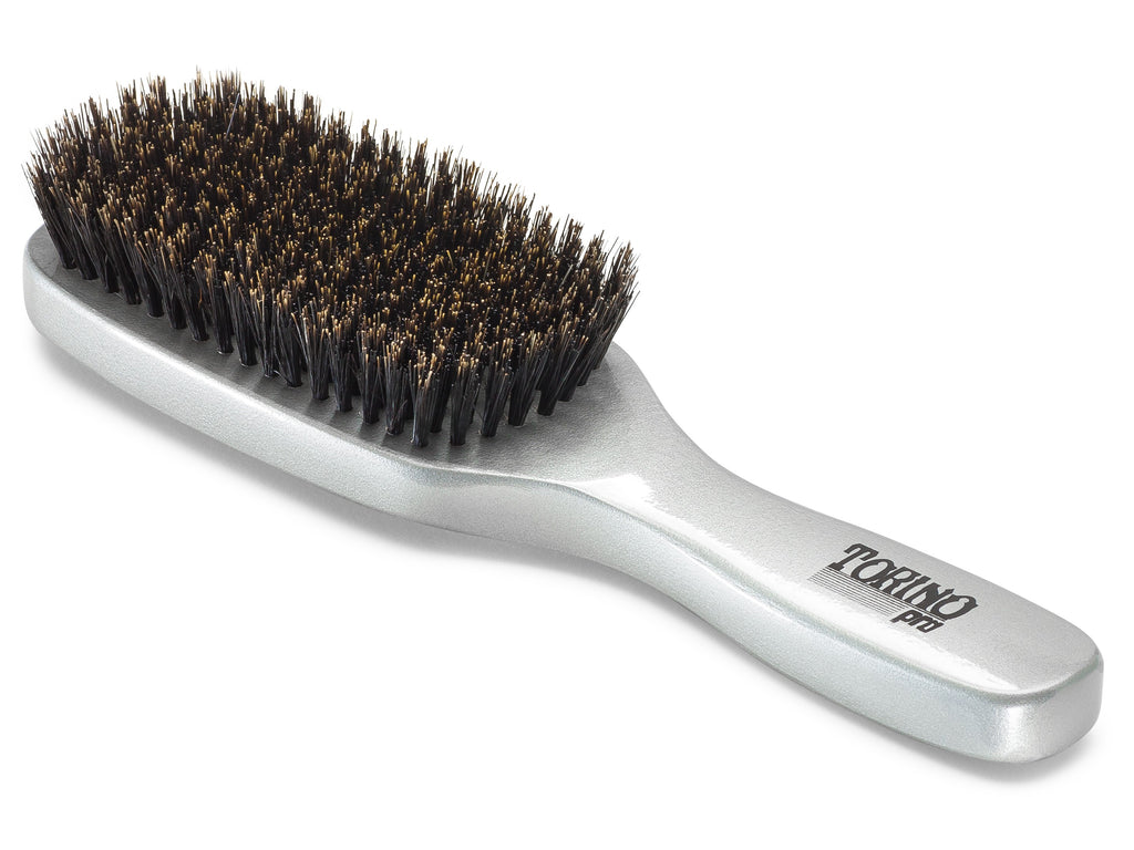 #510  9 Row, Medium Torino Pro - Long Handle Wave Brush for 360 Waves