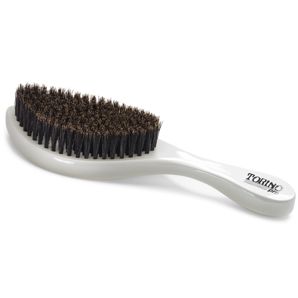Torino Pro #370 - Curved, Soft Wave Brush