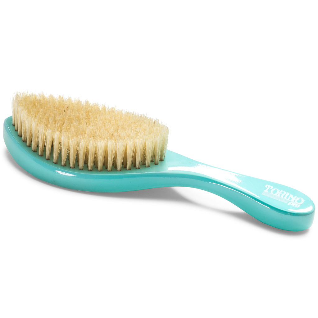 Curved Long Handle, Soft #460 Torino Pro Classic - Wave Brush for 360 Waves (Curve Brush)